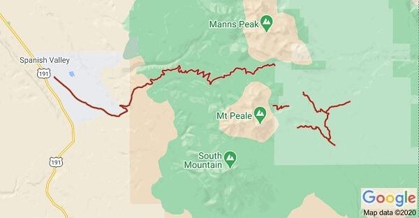 Geyser Pass ATV Trail