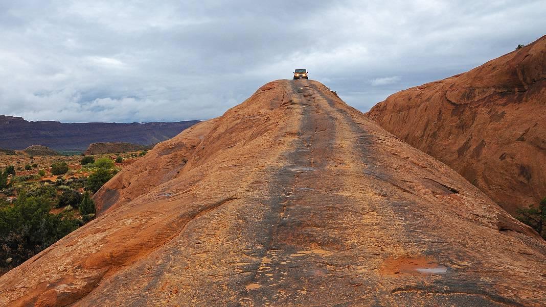 Moab ATV Trails