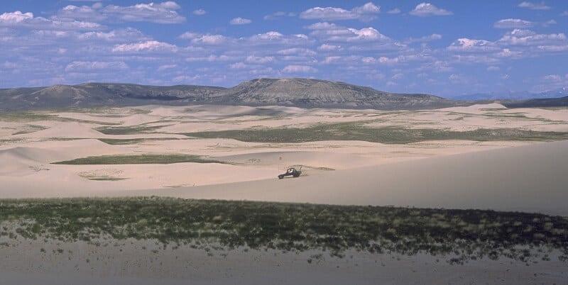 Killpecker Sand Dunes