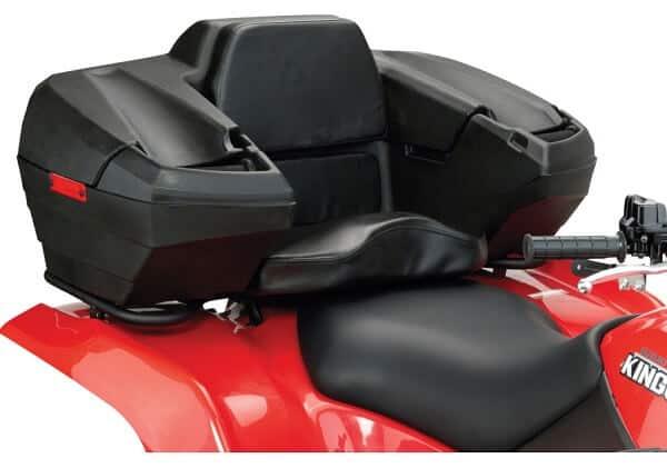 ATV passenger seats