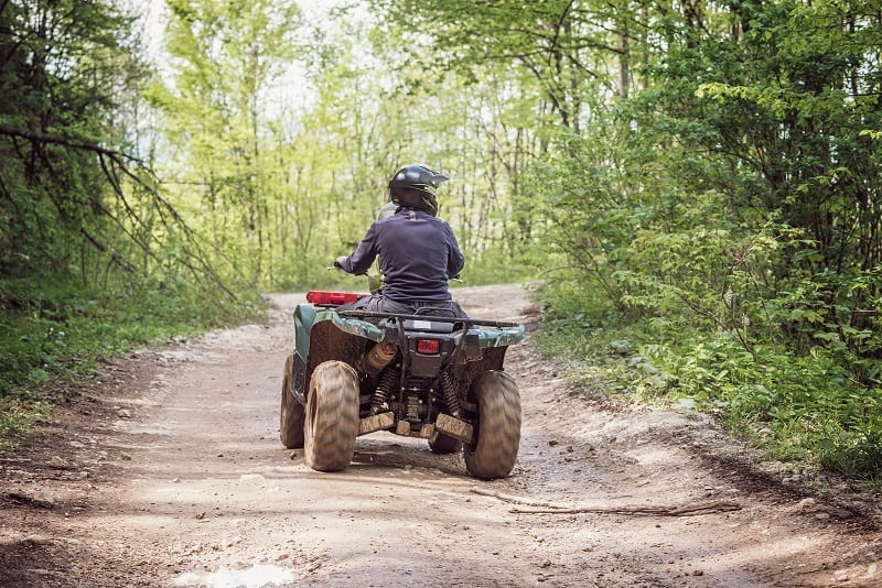 Offroad Trails in WI