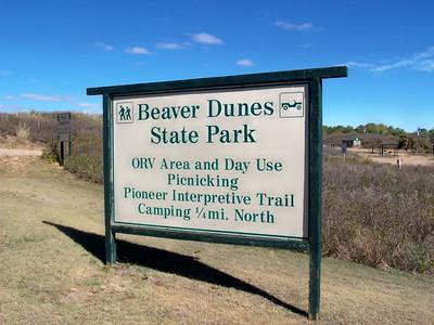 Beaver Dunes Park