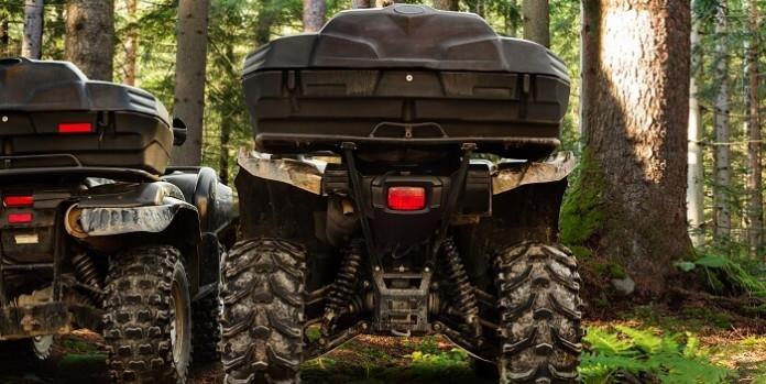 ATV Trails In Upper Michigan