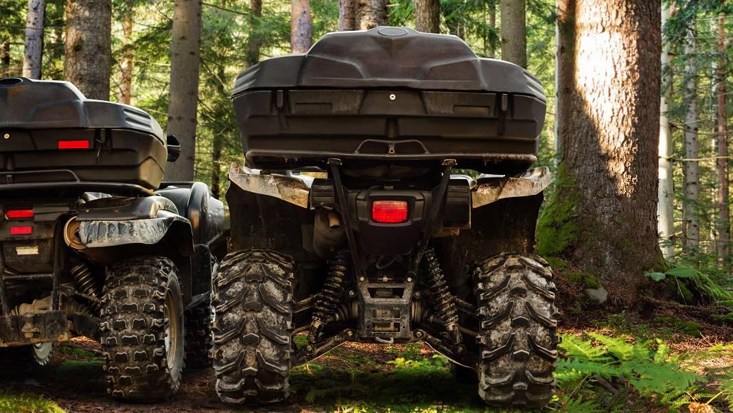ATV Trails In Michigan