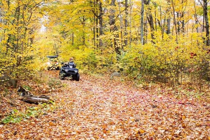Wisconsin ATV Trails