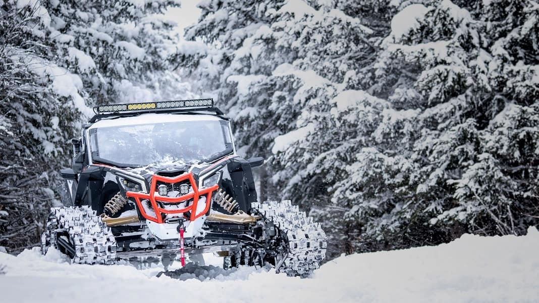 Can Am Winter Tracks