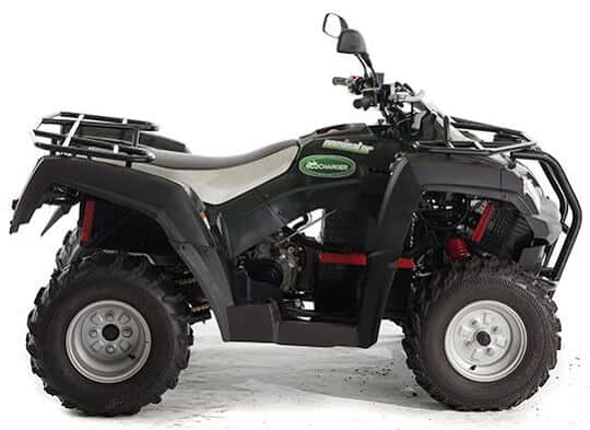 Eco Charger Dominator 2WD Electric ATV