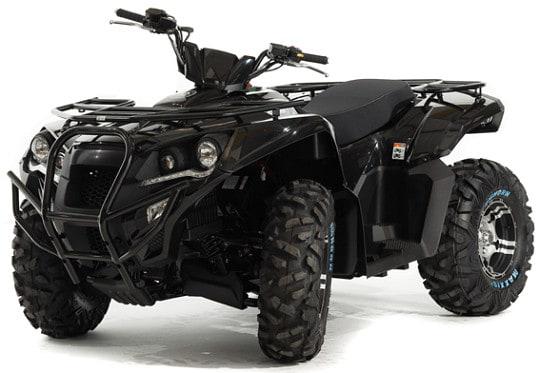 Eco Charger Eliminator II 4WD Electric ATV