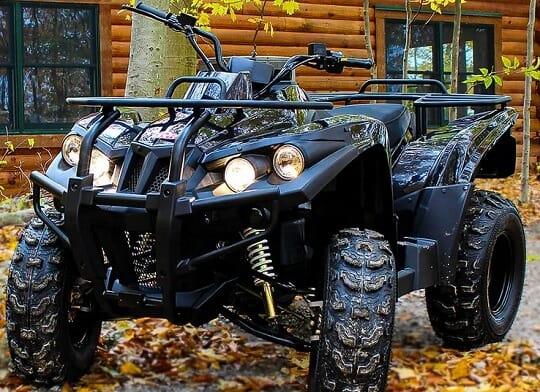 DRR USA EV Safari Electric ATV