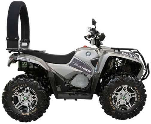 Eco Charger Lithium Prestige 4 WD Electric ATV