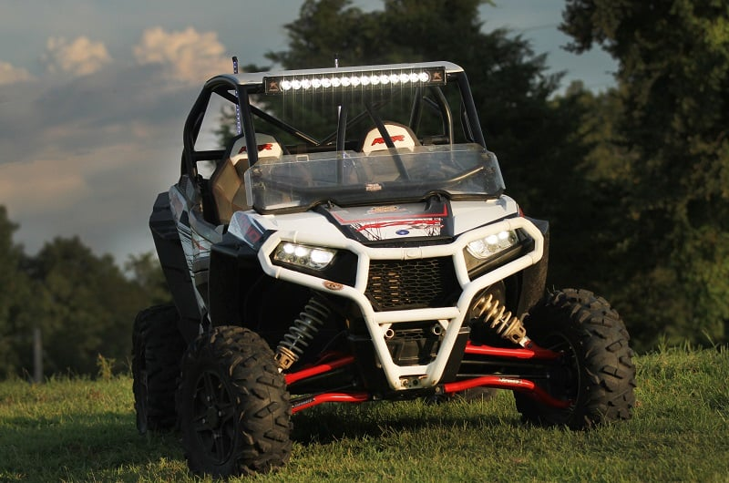 Ride In Ride Out ATV Camping
