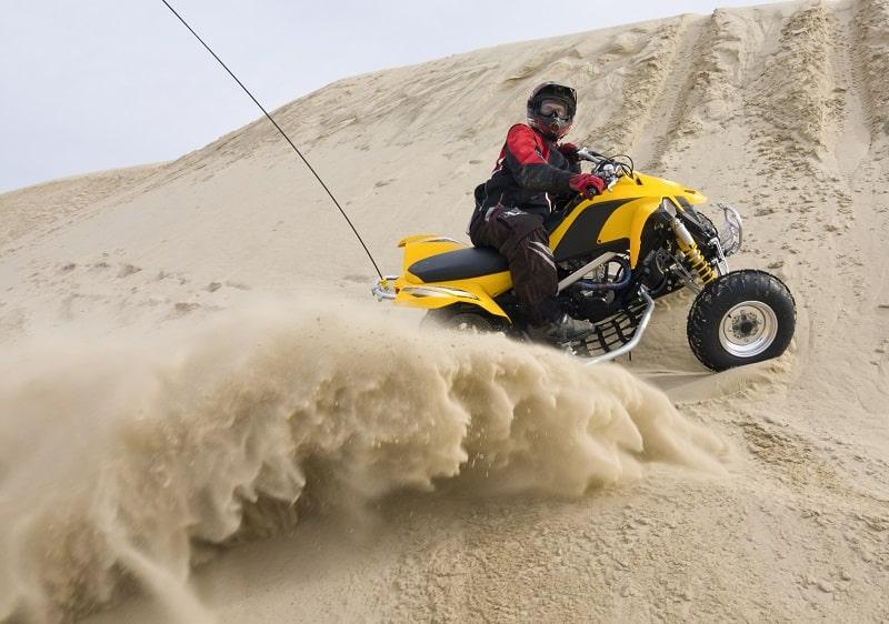 Sand Dune OHVA