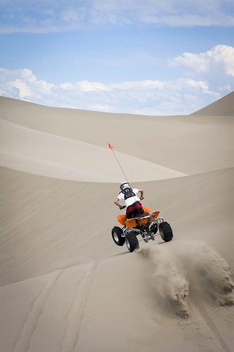 ATV Sand Dunes St. Anthony ID