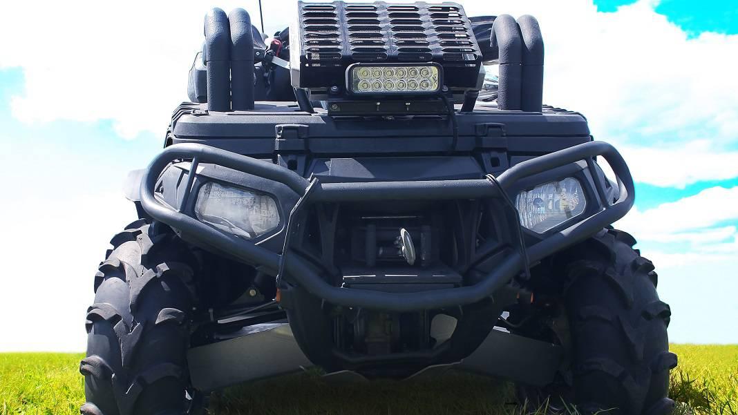 Advanced Military ATV Tires