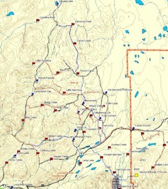 Mat-Su Valley Alaska ATV Trails