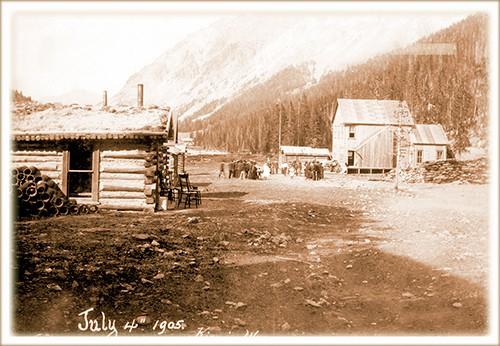 Kirwin Wyoming 1905