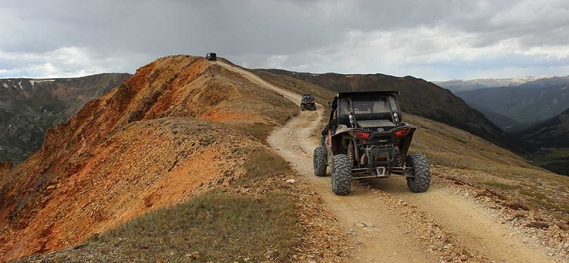 ATV Red Cone