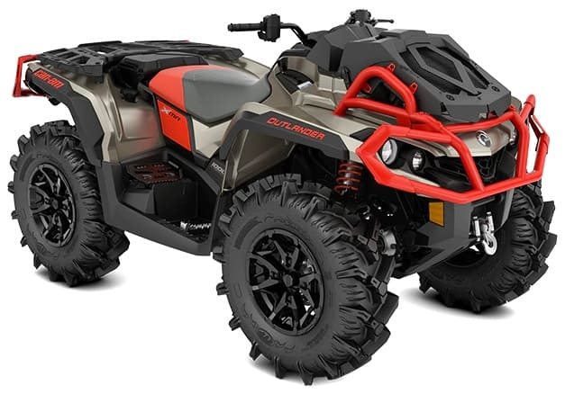 ATVs For Mudding Can Am Outlander X MR 1000R