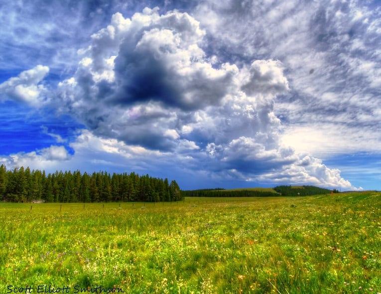 Big Horns ATV Trails In Wyoming