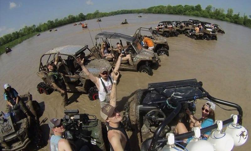 ATV Parks In Arkansas - Hillarosa ATV Park