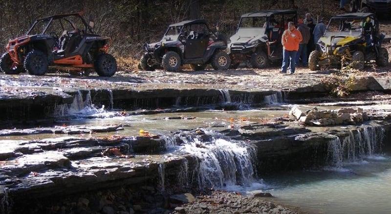 ATV Parks In Arkansas - Mack's Pine