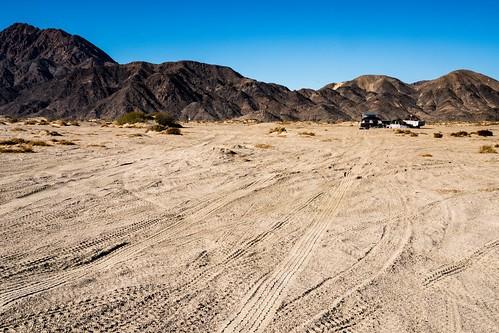 Rasor Dunes OHV Area