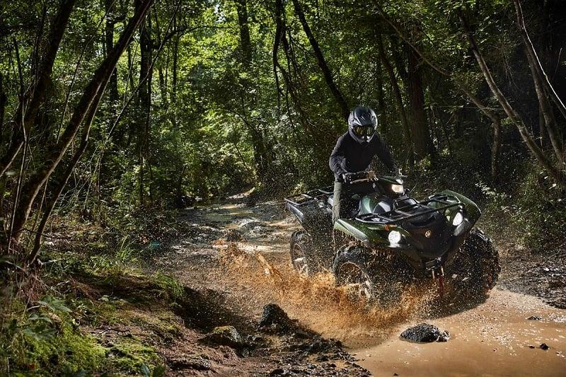 ATVs For Mudding Yamaha Grizzly EPS XT-R