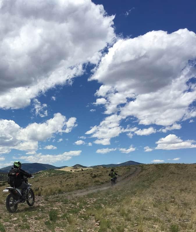 Texas Creek OHV Trail