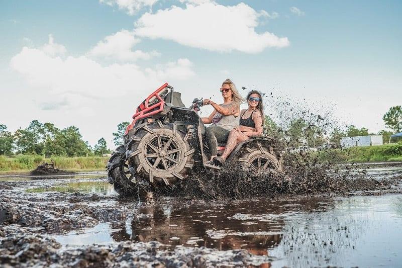 ATV Mud Parks - Hog Waller Talatka FL