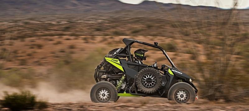 Single Seat UTV Polaris RZR RS1