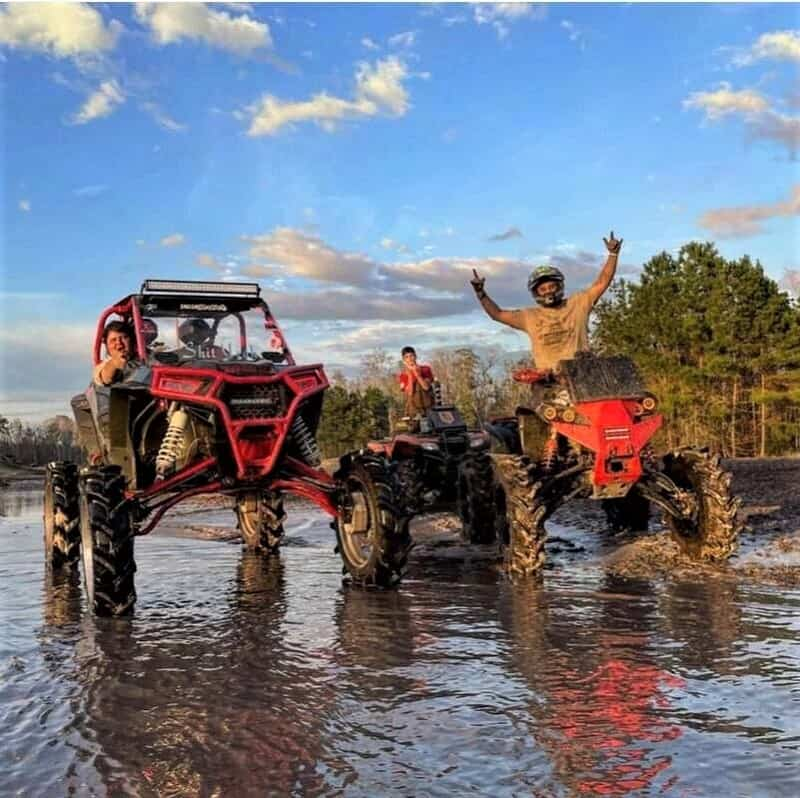ATV Mud Parks - Possum Creek Off Road Park Ray City GA