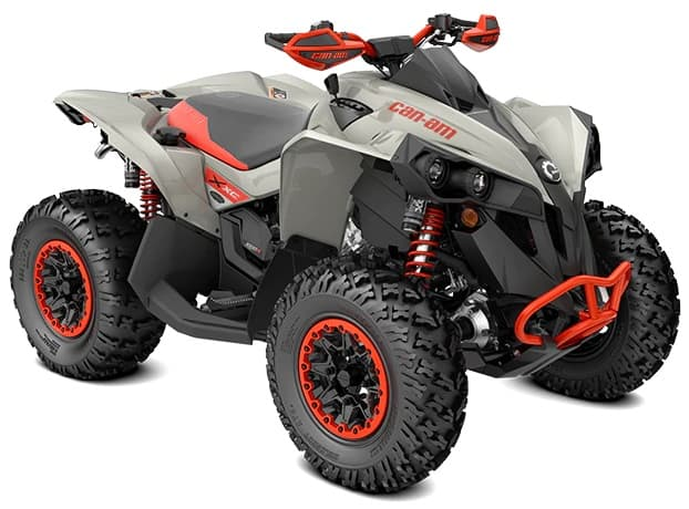 Fastest ATVs Can Am Renegade X XC