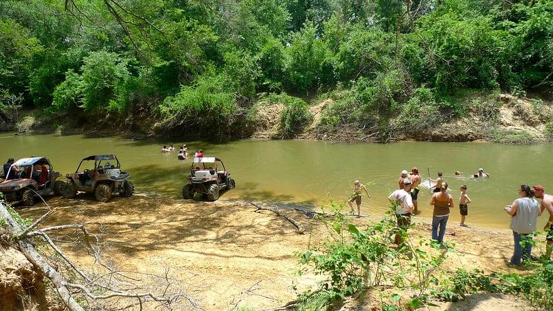 ATV mud parks - River Run Jacksonville TX