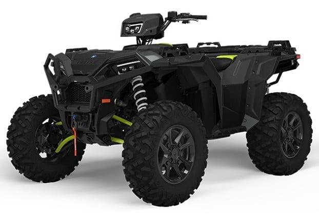 Fastest ATVs Polaris Sportsman XP 1000 S