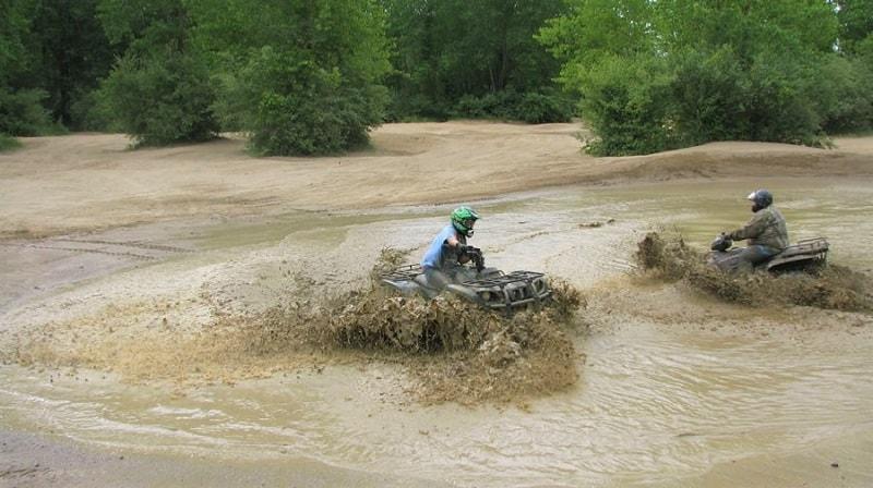 ATV Mud Parks - The Mounds Mt. Morris MI